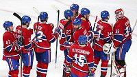 Prozatím nejlepším týmem NHL je Montreal, za který řádí i dva čeští Tomášové - Fleischmann a Plekanec.