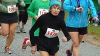 Sylvia Weinerová stále běhá. A to i ve svých 84 letech.