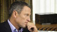 Armstrong se v rozhovoru se slavnou televizní hvězdou otevřel.