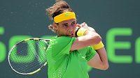 Rafael Nadal se po zranění vrátil k tréninku.