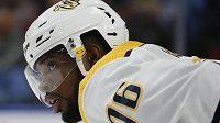 Hvězdný zadák P.K. Subban se stěhuje z Nashvillu do týmu New Jersey Devils.
