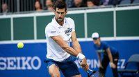 Novak Djokovič bude útočit již na svůj devátý titul.