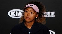 Tenistka Naomi Ósakaová na protest proti sociální nespravedlnosti odstoupila z turnaje v New Yorku.