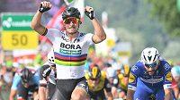 Slovenský cyklista Peter Sagan opět nenašel přemožitele.