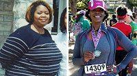 Almetria Turnerová našla svoji vášeň, smysl života, přitom vážila 155 kilo!