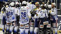 Hokejisté Brna po druhém vítězství v Plzni