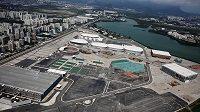 Olympijský areál v Riu - ilustrační foto.