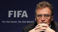 Bývalý generální sekretář FIFA Jérome Valcke.