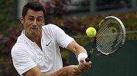 Australan Bernard Tomic se rozloučil s Wimbledonem hned v 1. kole.