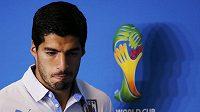 Luis Suárez na letošním MS předčasně dohrál, od fotbalu si navíc dá čtyřměsíční přestávku.