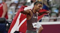 Kanaďan De Grasse si doběhl pro olympijské zlato na 200 m