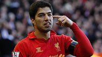 Útočník Liverpoolu Luis Suárez verdikt FA nechápe - za kousnutí do ruky obránce Chelsea Ivanoviče si nezahraje deset zápasů.