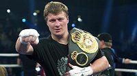 Ruský boxer Alexandr Povětkin užil zakázanou látku meldonium.
