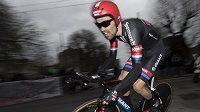 Nizozemský cyklista Tom Dumoulin.
