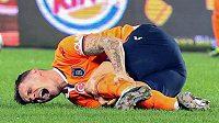 Slovenský fotbalista Martin Škrtel z Basaksehiru si v utkání turecké soutěže přivodil vážné zranění Achillovy šlachy.