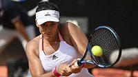 Španělská tenistka Garbiňe Muguruzaová je další hvězdou, která by se měla představit na říjnovém halovém turnaji v Ostravě.