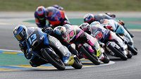 Velká cena Francie, závod Moto3
