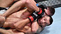 Machmud Muradov prohrál na turnaji UFC on ESPN 30 s Geraldem Meerschaertem.