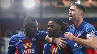 Hráči Crystal Palace budou mít od sezony nového trenéra Patricka Vieiru.