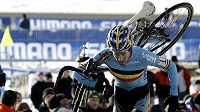 Belgický cyklokrosař Tom Meeusen