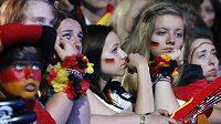 Zklamaní němečtí fanoušci.