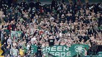 Fanoušci Celtiku Glasgow