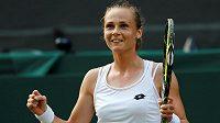 Slovenská tenistka Magdalena Rybáriková.