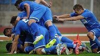 Ústečtí fotbalisté dosáhli v 3. kole MOL Cupu senzačního vítězství 4:2 nad Slavií a pražský celek vyřadili.