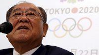 Fudžijo Mitarai japonský šéf pro olympijské hry v roce 2020.