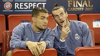 Velšan Gareth Bale se podle anglických médií možná vrátí během léta na Ostrovy. Miliardy má na jeho nákup připravené Manchester United.