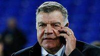 Fotbalisty Evertonu přebírá Sam Allardyce.