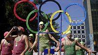 Rio de Janeiro již žije letošními olympijskými hrami.