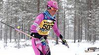 Lyžařka Kateřina Smutná skončila potřetí za sebou třetí na Vasově běhu.
