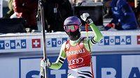 Německá lyžařka Maria Höflová-Rieschová vyhrála i druhý sjezd v Lake Louise.