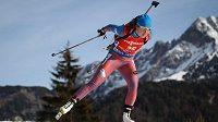 Ruská biatlonistka Olga Podčufarovová chce závodit za Slovinsko.