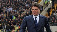 Trenér Interu Milán Walter Mazzari