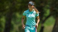 Golfistka Klára Spilková
