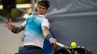 Rafael Nadal hraje pokaždé na sto procent.
