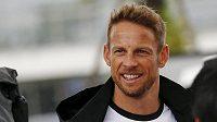 Jenson Button se letos v McLarenu trápí, jeho budoucnost je však stále nejistá.