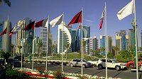 Hlavní město Dauhá se mění před očima...