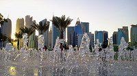 Moderní Katar roste přímo před očima.