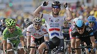 Britský spurtér Marc Cavendish ovládl finiš 5. etapy Tour de France.