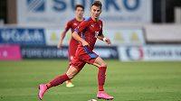 Reprezentant do 21 let Václav Černý přispěl dvěma góly k vítězství 4:1 nad Maltou.