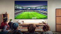 OLED televizor zajistí zcela autentický zážitek ze sportu