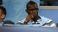 Balotelli se utkání proti Arménii zúčastní nanejvýš jako divák