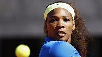 Serena Williamsová nenastoupila k semifinále v Římě.