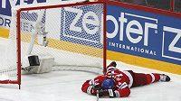 Zmar kapitána. Ani Tomáš Plekanec nedokázal slovenského brankáře překonat a finálové brány zůstaly pro český tým uzavřeny