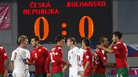 V Praze Bulhary neporazili - a v Bulharsku fotbalisté skupinu zakončí...