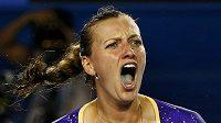 Česká tenistka Petra Kvitová zůstala v žebříčku WTA osmá.