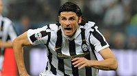 Vincenzo Iaquinta ještě v dobách svého působení v Juventusu Turín.